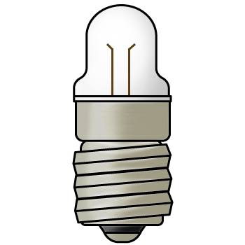 Nipple Light Bulb